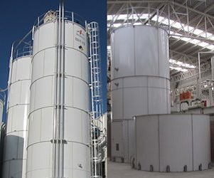 Bolted Silo Systems AEF | Polimaq