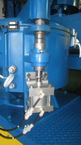 Mezcladores de enfriamiento Reliance Mixers | Polimaq