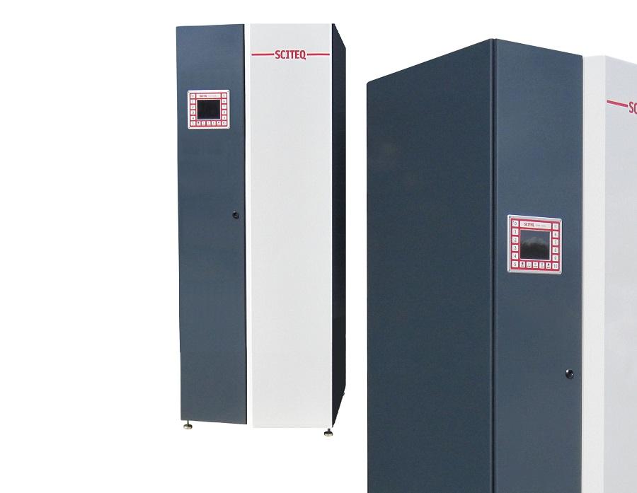 Prueba de presión modular XACT Sciteq A | Polimaq
