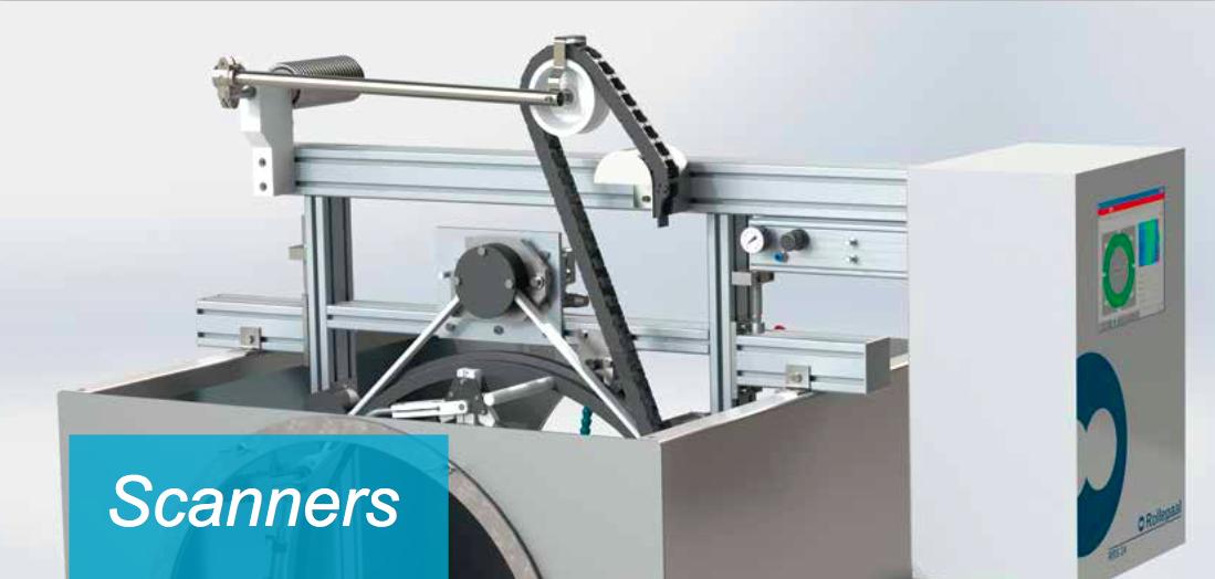 Escáners Rollepaal | Polimaq