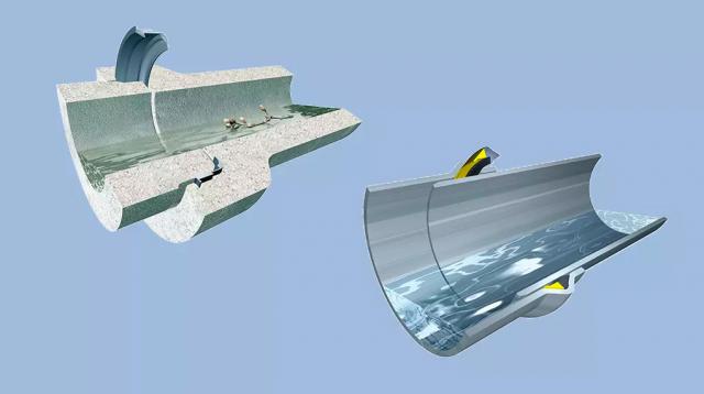 Sistemas de sellado para alcantarillas y tuberías de aguas pluviales Trelleborg | Polimaq