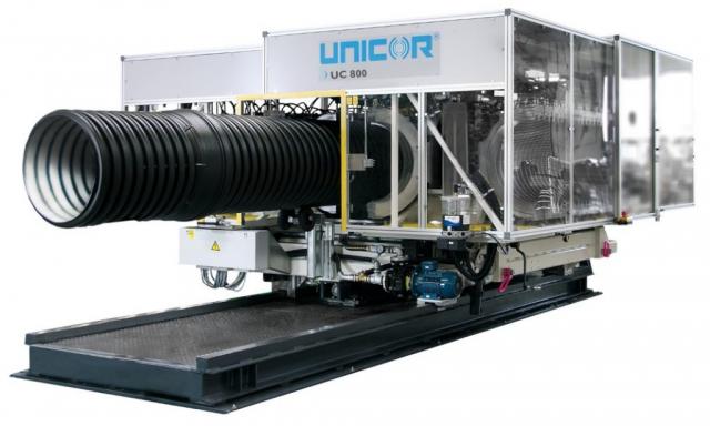 Corrugador Unicor UC 800   Polimaq