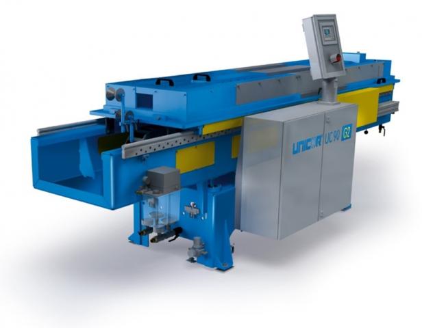 Corrugador Unicor UC 90   Polimaq