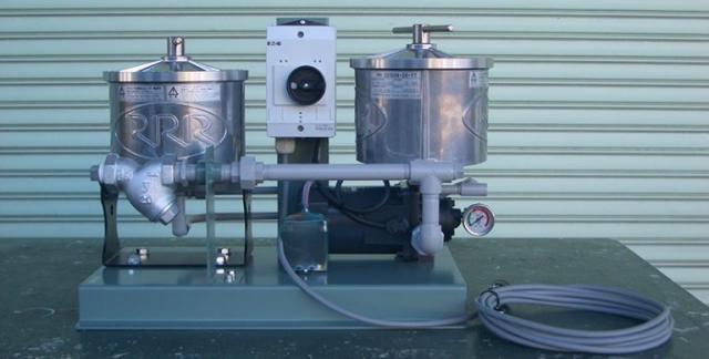 Filtros de aceite Triple R